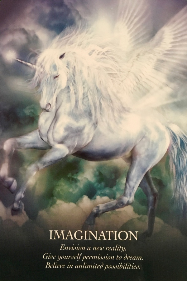 IMAGINATION - Archangel Oracle - Divine Guidance