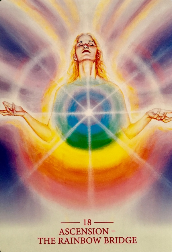 ASCENSION - THE RAINBOW BRIDGE - Archangel Oracle - Divine Guidance