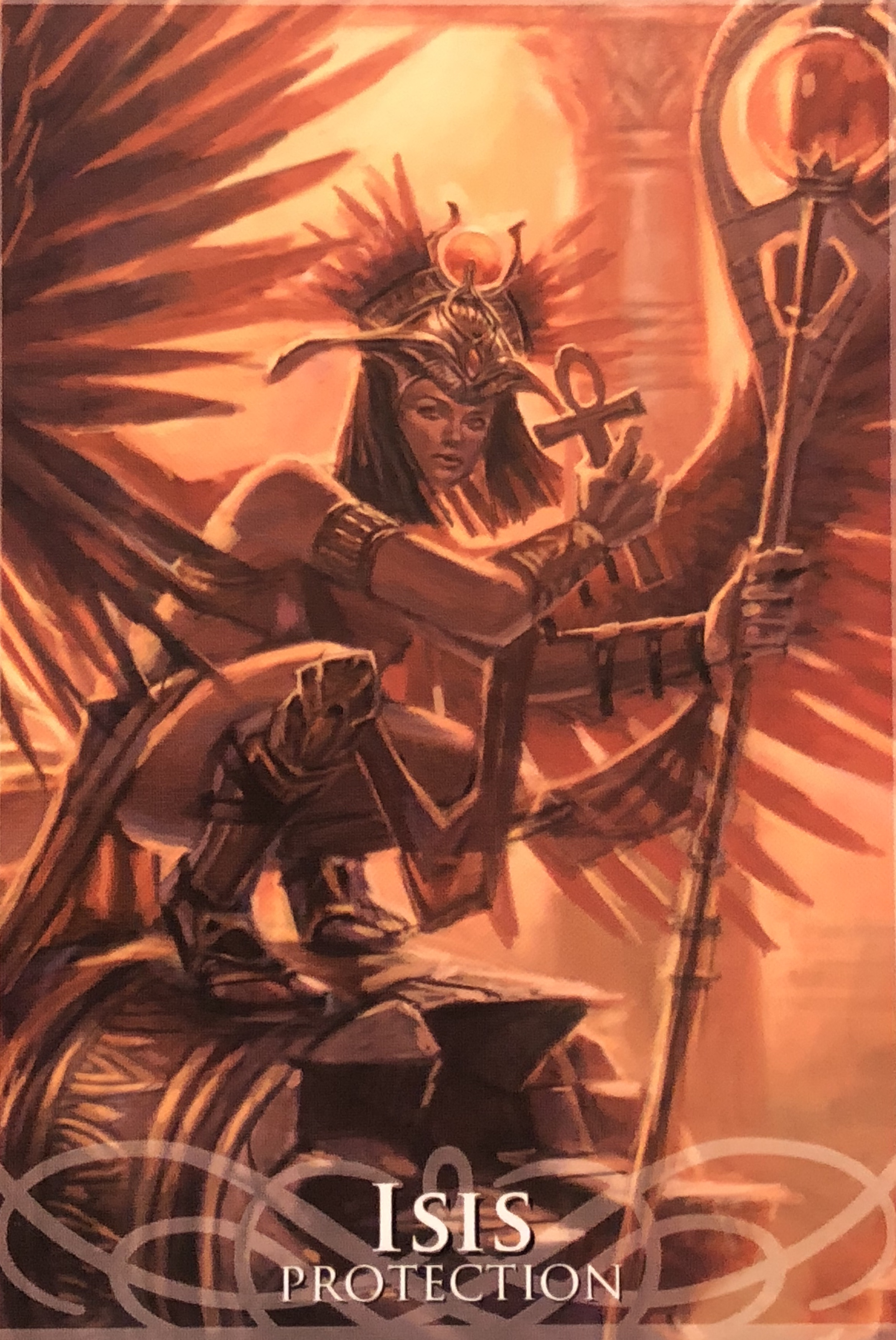 Isis ~ Protection – Archangel Oracle