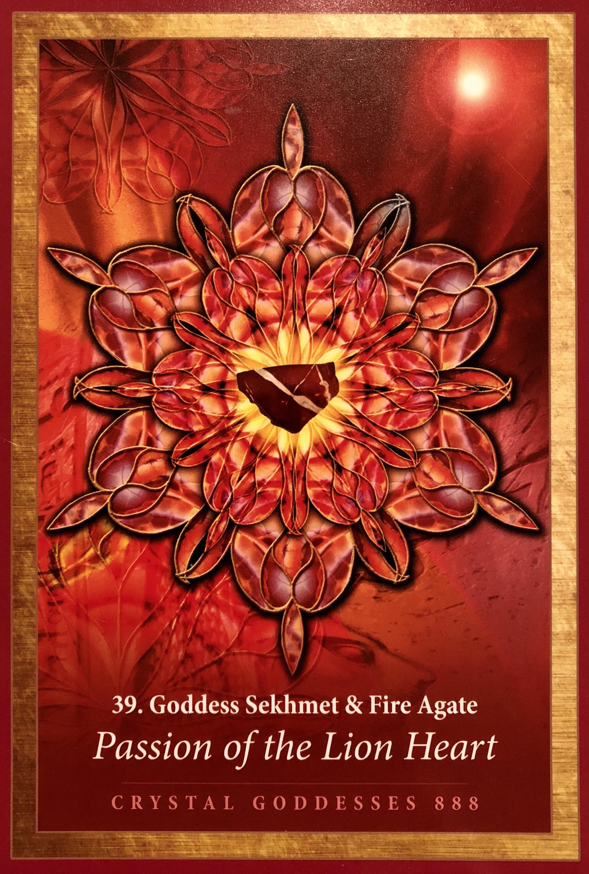 crystal mandala oracle archangel oracle divine guidance