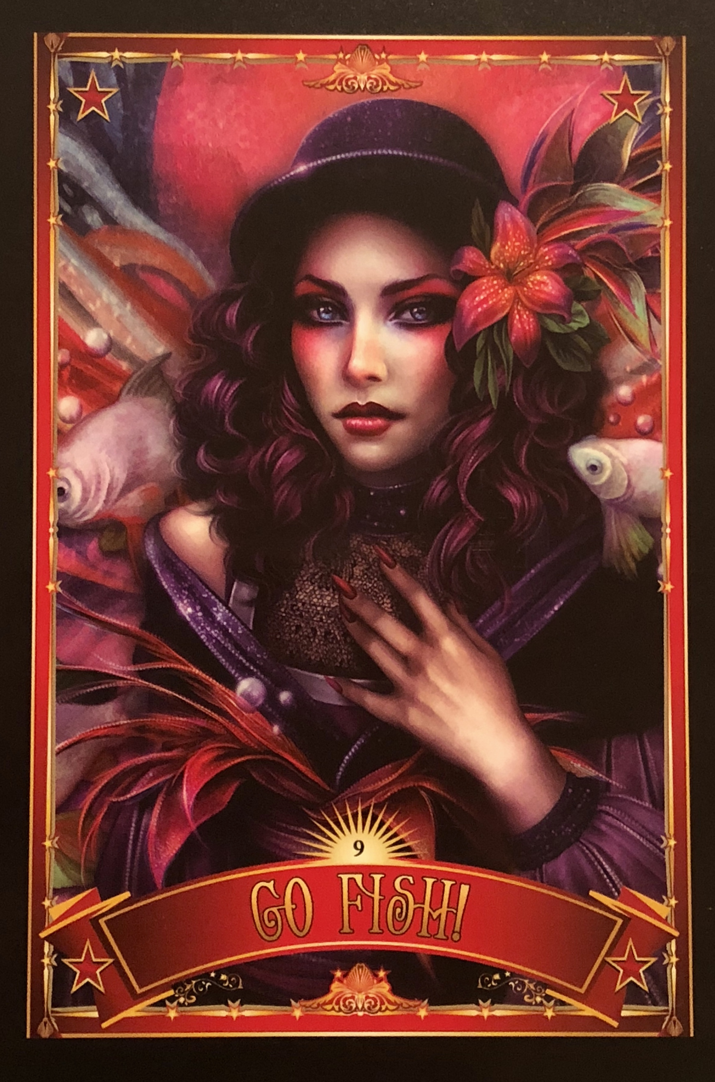Archangel Oracle Divine Guidance: GO FISH! Archangel Oracle – Divine Guidance