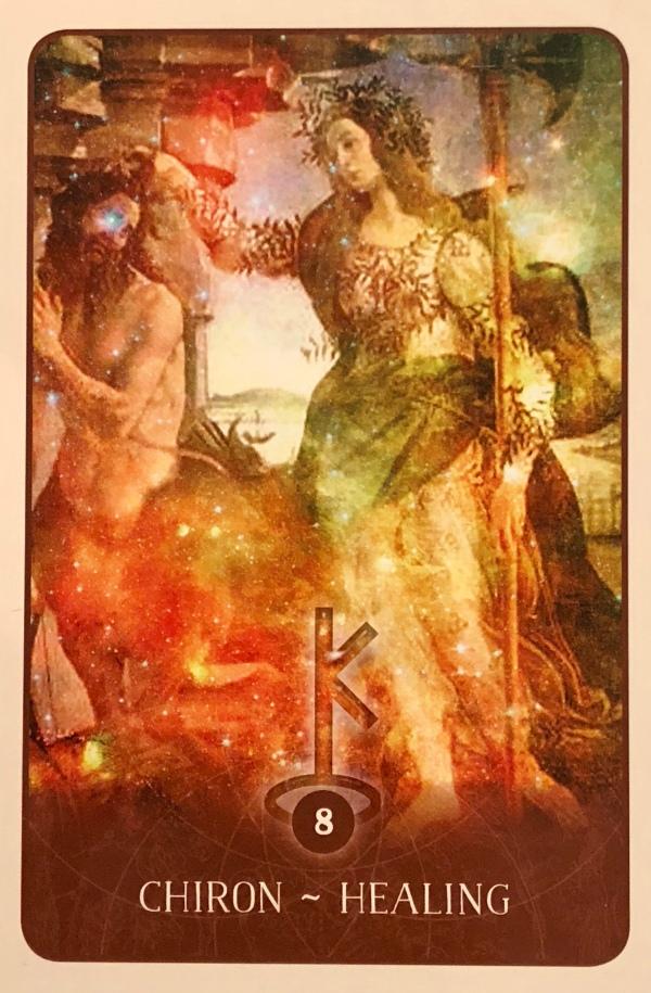 Chiron ~ Healing – Archangel Oracle