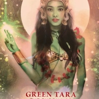 GREEN TARA - Archangel Oracle - Divine Guidance