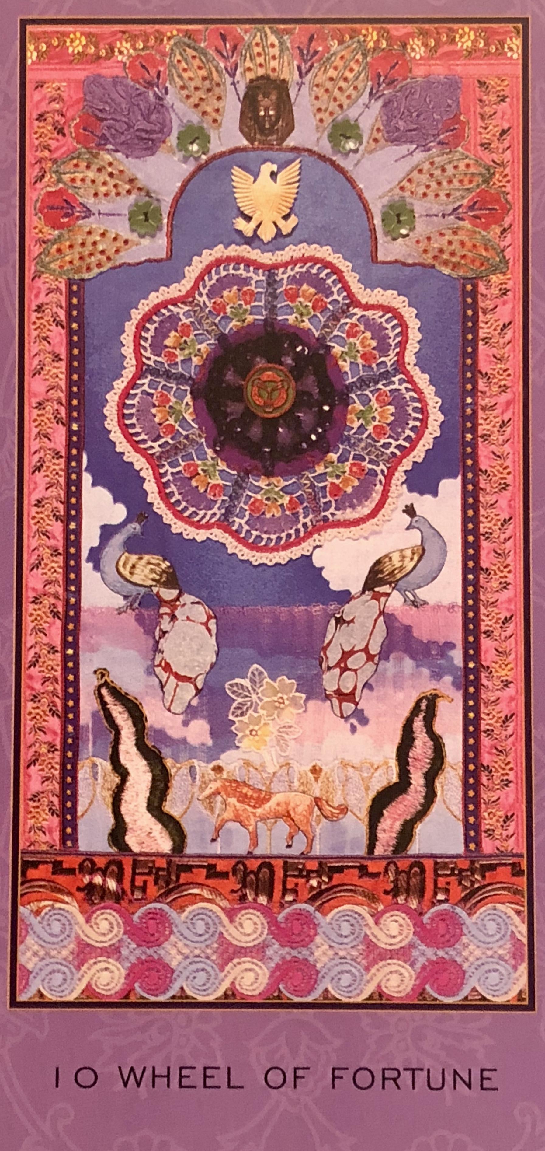 Wheel Of Fortune Archangel Oracle