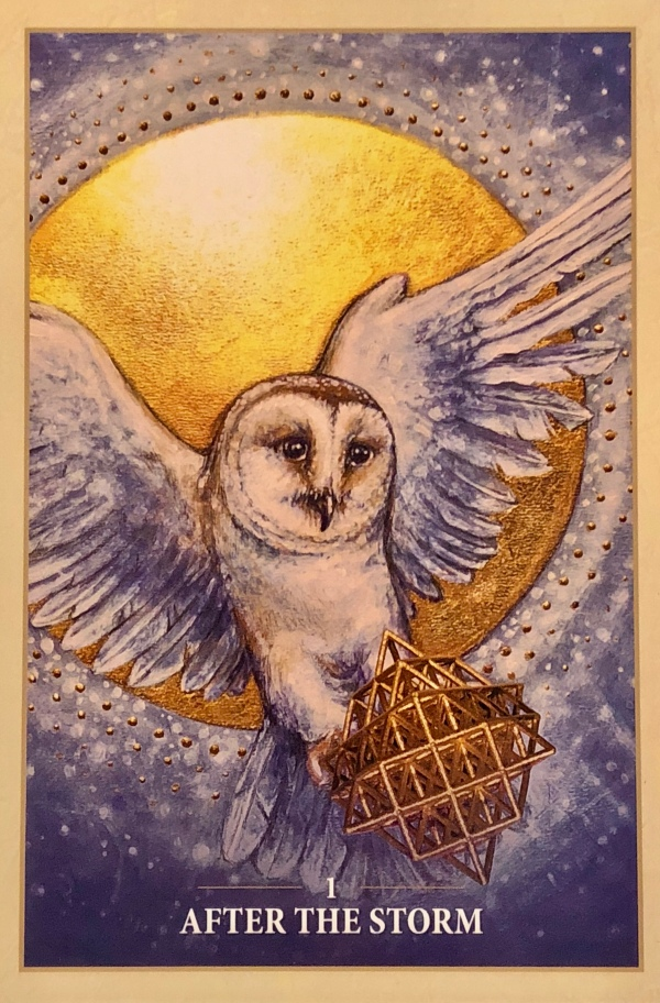 AFTER THE STORM - Archangel Oracle - Divine Guidance